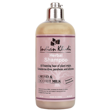 Almond & Coconut Milk Shampoo