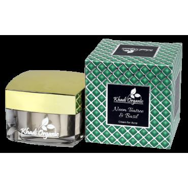 Neem Tea Tree and Basil Face Cream