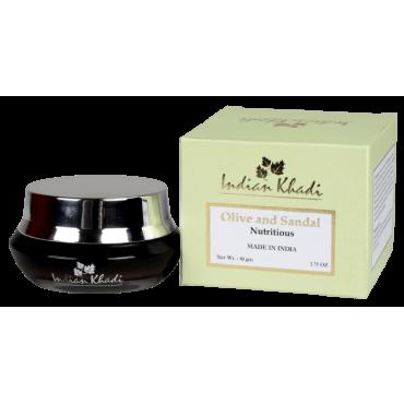 Sandal Olive Face Cream