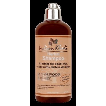 Sandalwood & Honey Shampoo