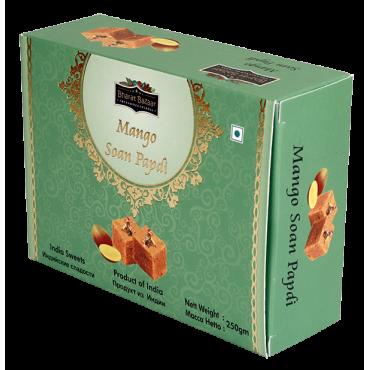 Soan Papadi Mango