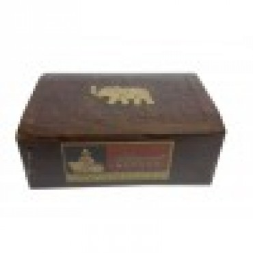 2 in 1 -Tea Assam & Darjeeling Black Wooden Box