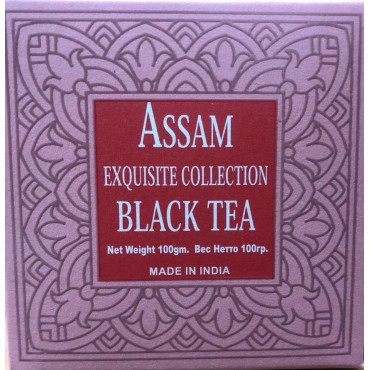 Assam Exquisite Collection Black   Tea