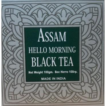 Assam Hello Morning Black   Tea