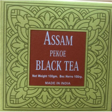 Assam Pekoe Black  long leaf Tea